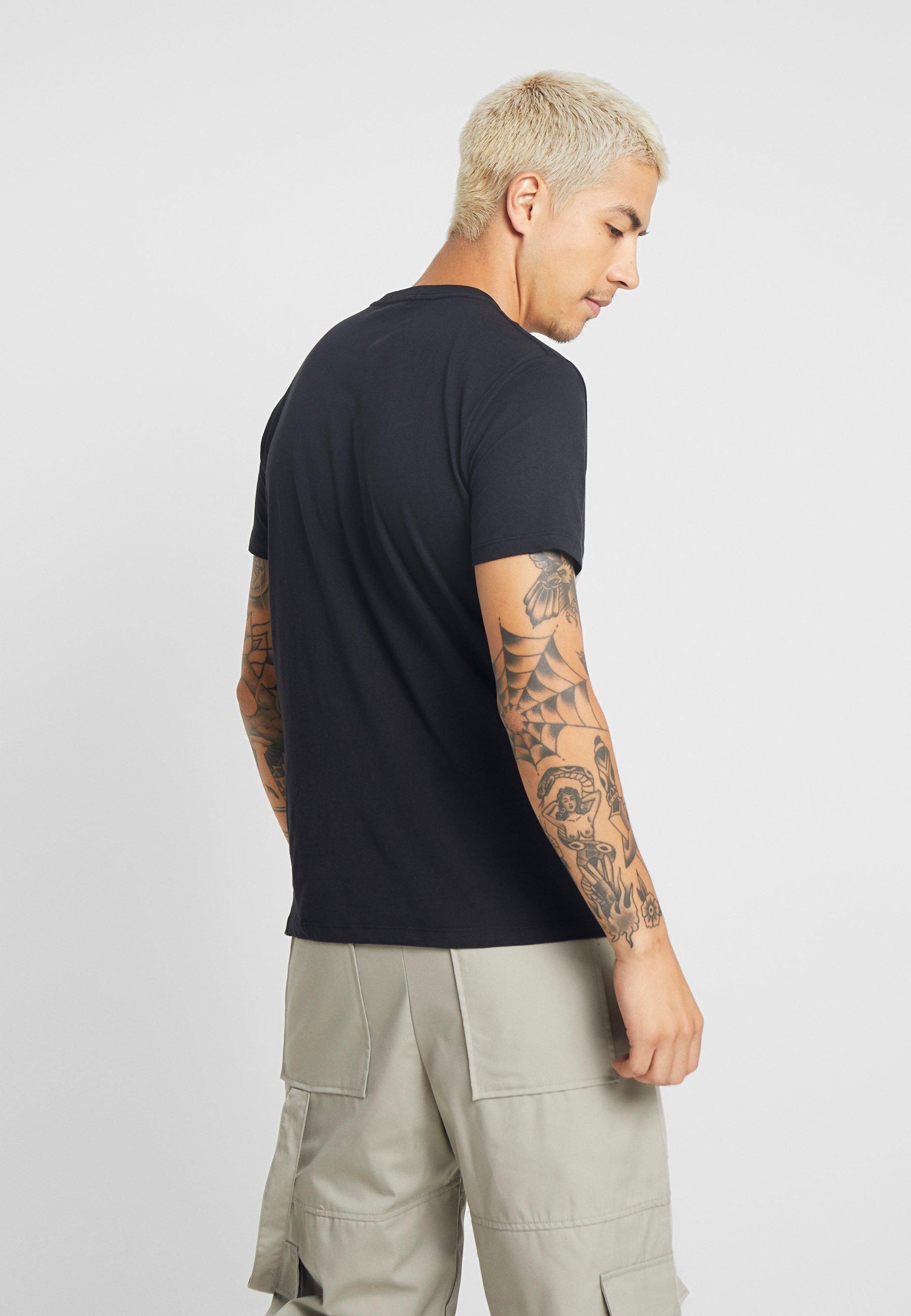 shirt shirt ImpriméBlack Replay T T ImpriméBlack Replay nP8k0wOX