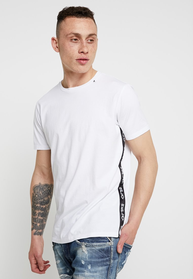 Replay - T-Shirt basic - white