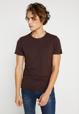 T-shirt basic - plum