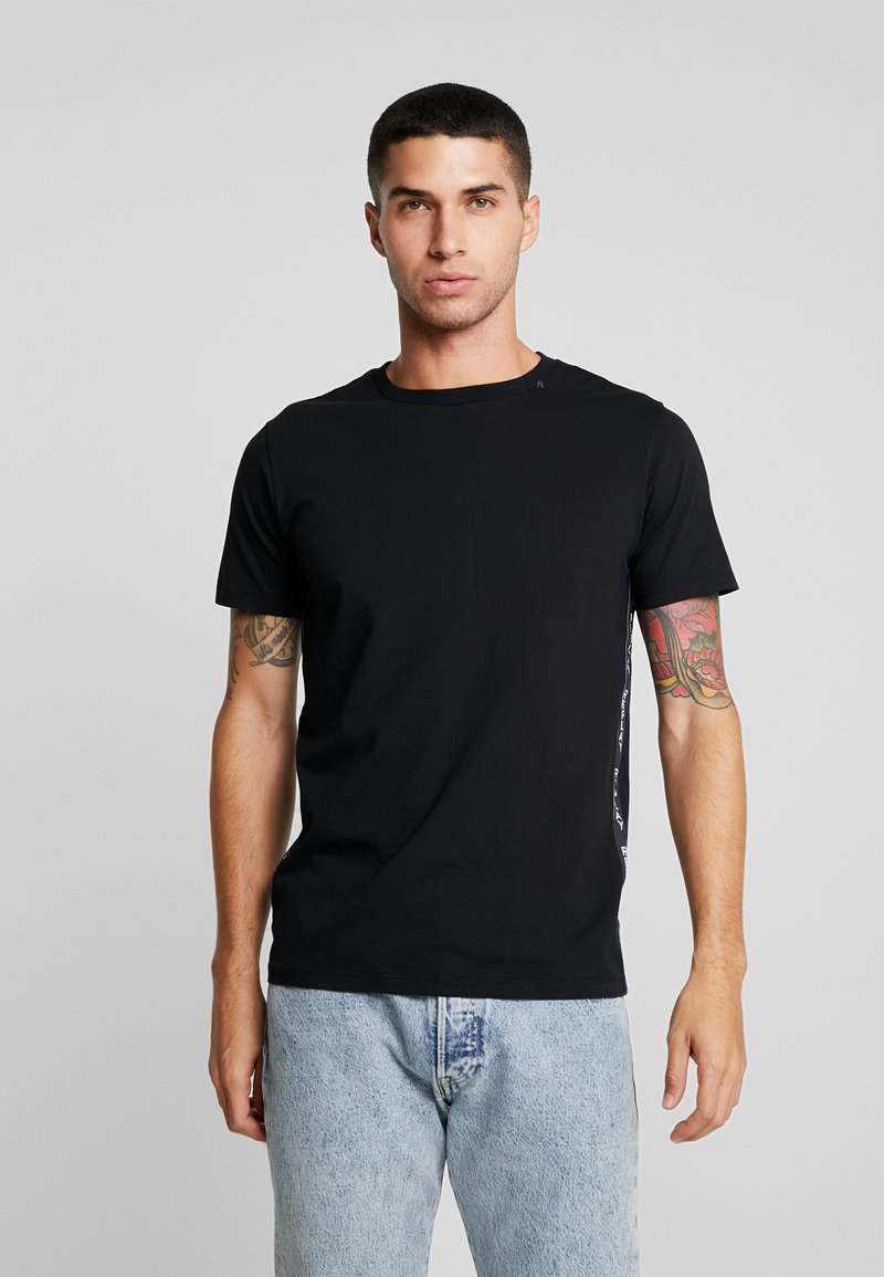 Replay - T-Shirt print - black
