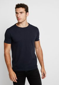 Replay - 2 PACK - T-shirt basic - navy - 2