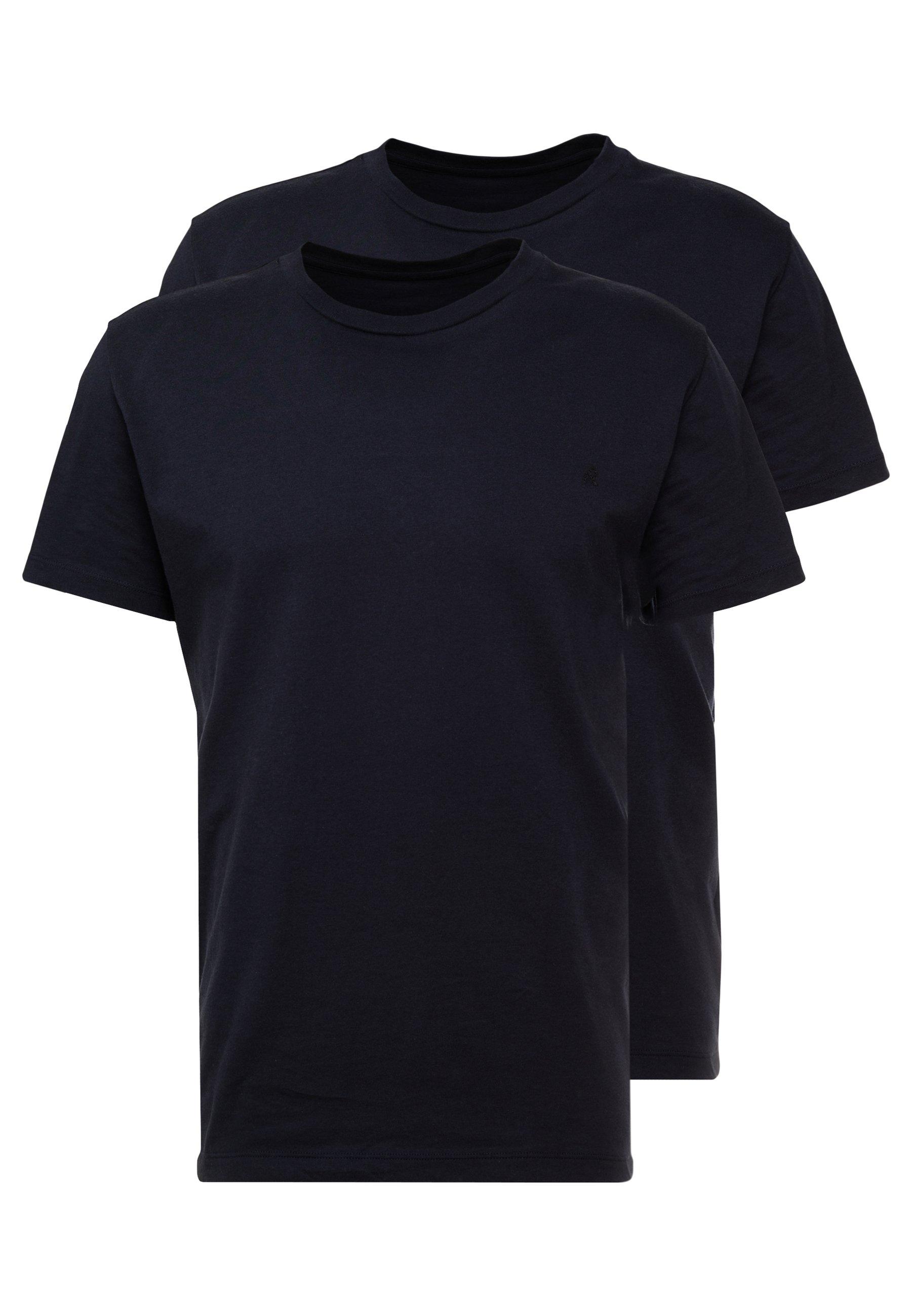 Replay 2 PACK - T-shirt basic - navy