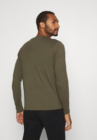 Replay - Long sleeved top - olive - 2