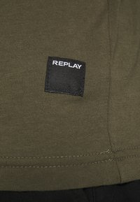 Replay - Long sleeved top - olive - 5