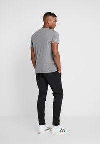 Replay - T-shirt basic - grey melange - 2