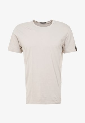 Basic T-shirt - light mud