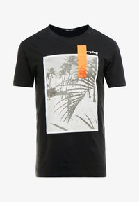Replay - Print T-shirt - black - 5