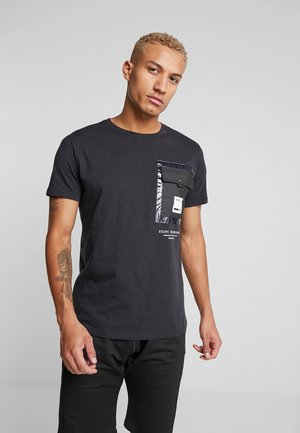 Print T-shirt - blackboard