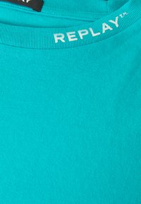 Replay - T-shirt basic - teal - 2