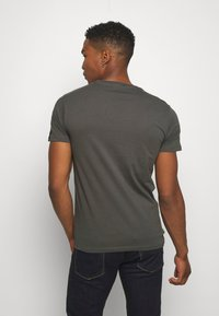 Replay - Basic T-shirt - slate grey - 2