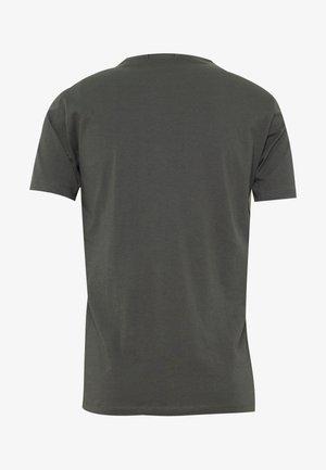 T-shirt basic - slate grey