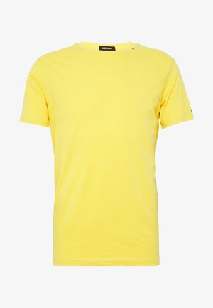 T-shirt basic - corn yellow