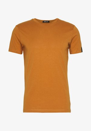 T-shirt basic - coffee