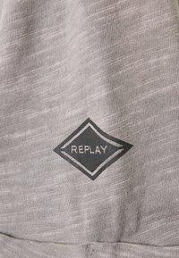 Replay - T-shirt basique - dusty grey - 2