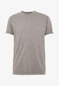 Replay - T-shirt basique - dusty grey - 0