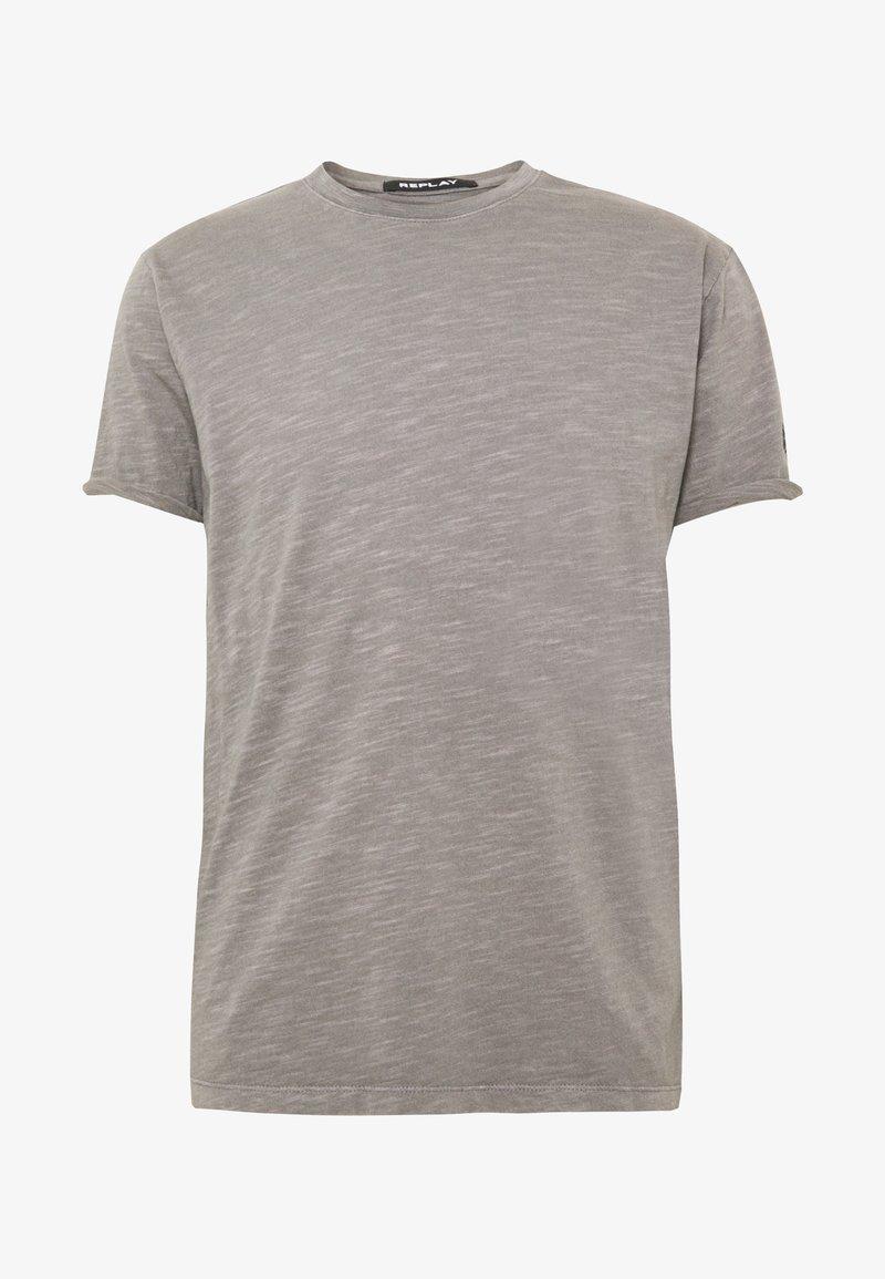 Replay - T-shirt basique - dusty grey