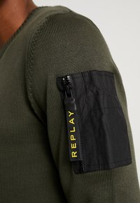 Replay - Maglione - olive - 5