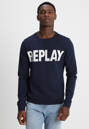Sweatshirt - midnight blue