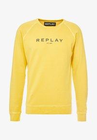 Replay - Sweatshirt - vintage yellow - 5