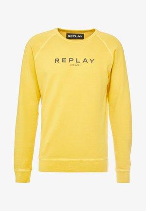 Sweatshirt - vintage yellow