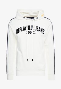 Replay - Hoodie - off white - 4