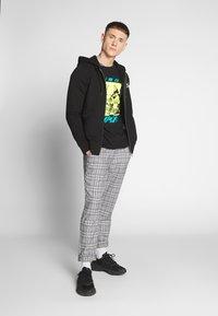 Replay - Zip-up hoodie - black - 1