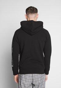 Replay - Zip-up hoodie - black - 2