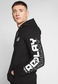 Replay - Zip-up hoodie - black - 5
