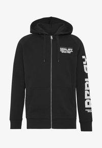 Replay - Zip-up hoodie - black - 4
