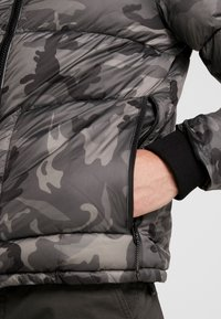 Replay - Allvädersjacka - black/grey camo - 5