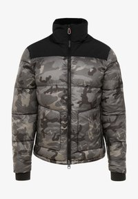 Replay - Allvädersjacka - black/grey camo - 4