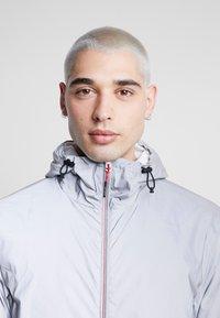 Replay - Summer jacket - reflective silver - 6