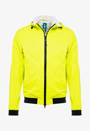 Summer jacket - cedar yellow