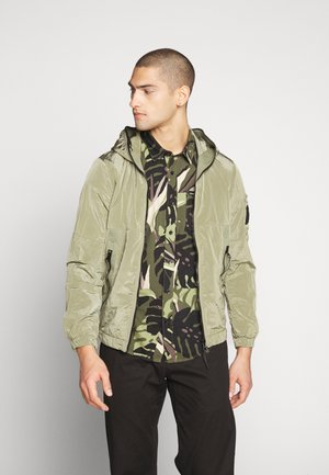 Summer jacket - sage green