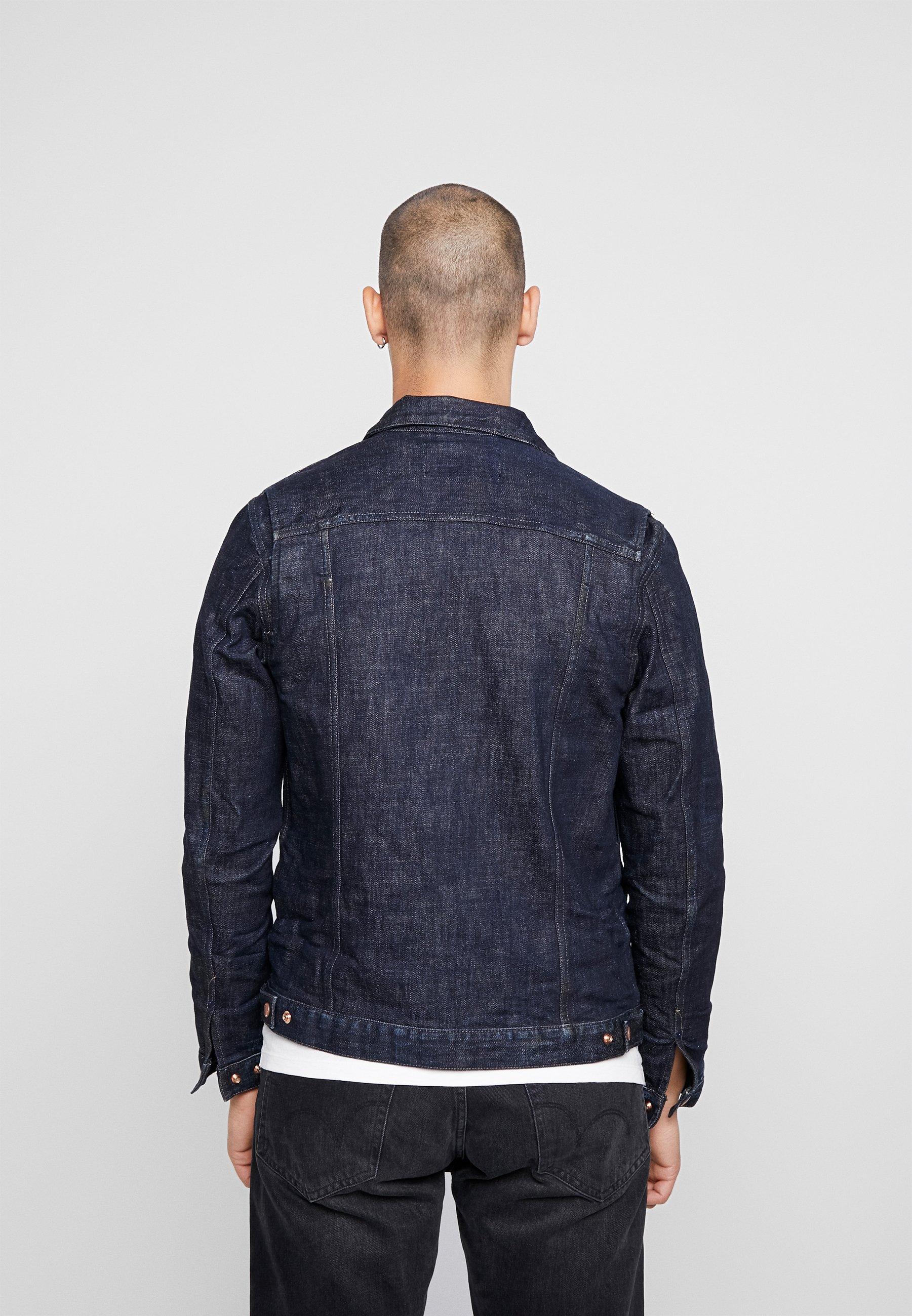Replay Veste En Jean - Dark Blue