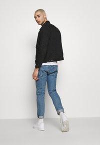 Replay - Denim jacket - black - 2