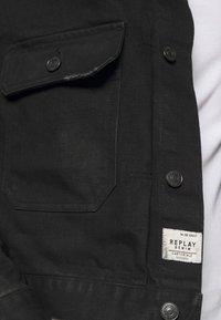 Replay - Denim jacket - black - 4