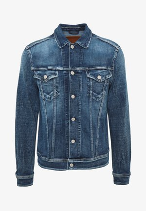 AGED - Giacca di jeans - medium blue
