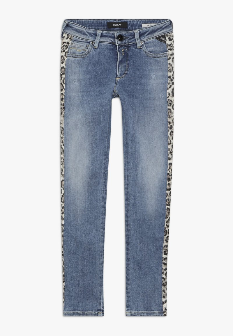 Replay - Jeans Skinny Fit - blue denim