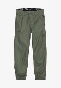 Replay - Cargo trousers - military army - 4