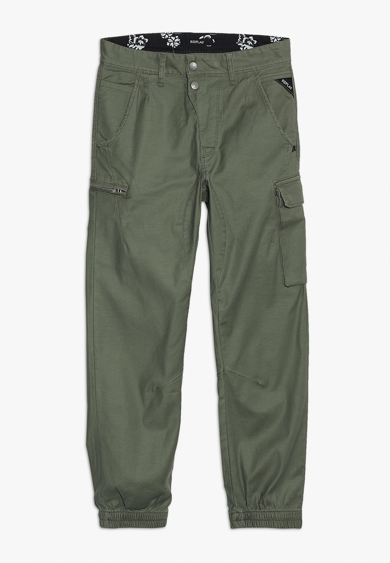 Replay - Cargo trousers - military army
