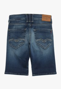 Replay - Denim shorts - medium blue - 1
