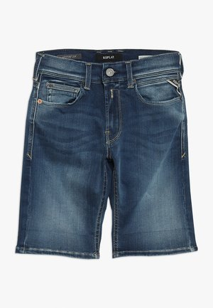 Shorts vaqueros - medium blue