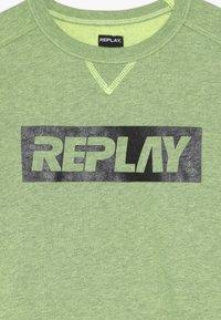 Replay - Sweatshirt - green - 4