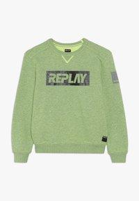 Replay - Sweatshirt - green - 0