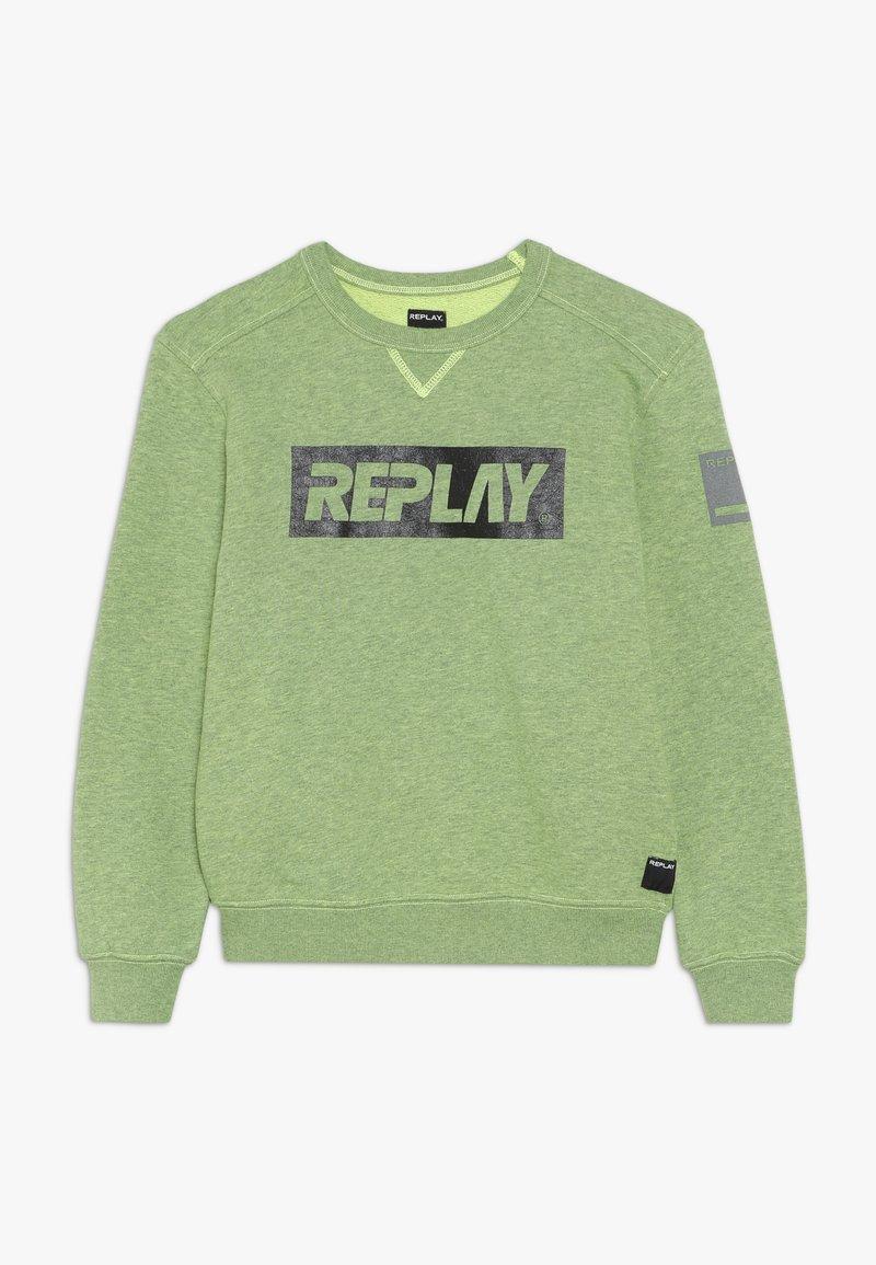 Replay - Sweatshirt - green