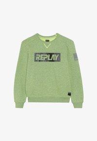 Replay - Sweatshirt - green - 3