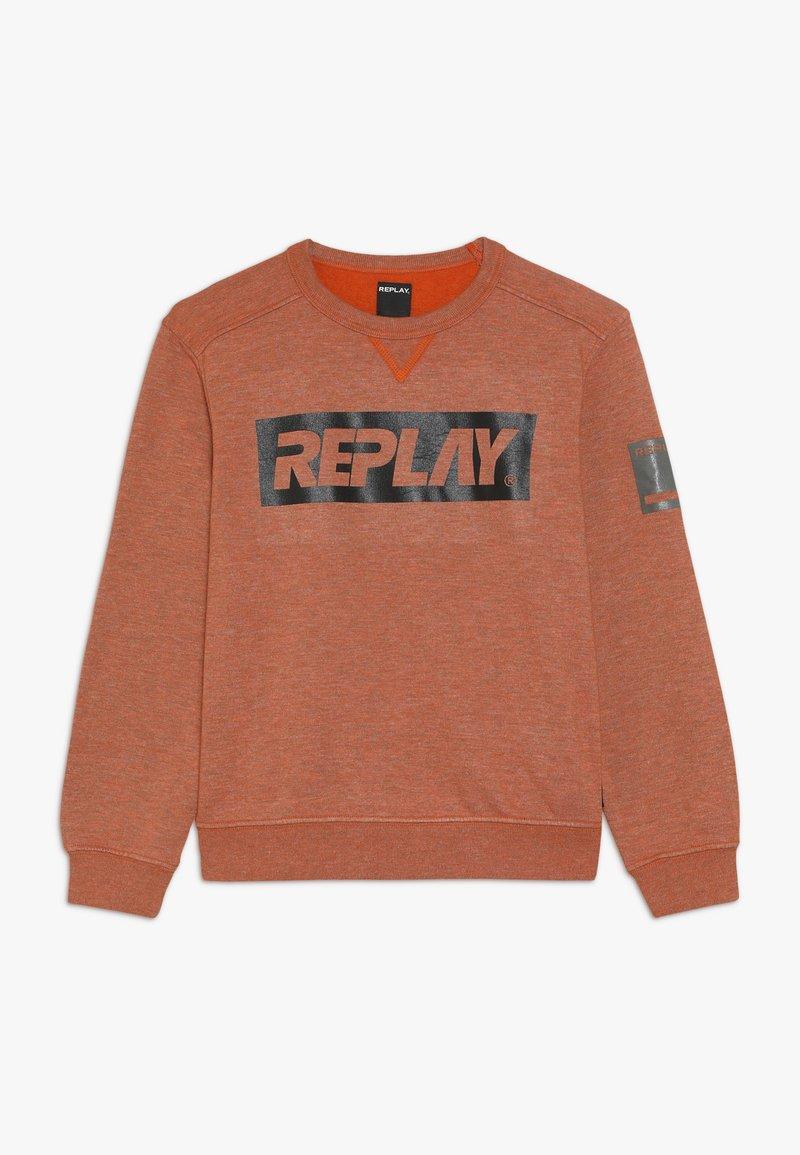 Replay - Sweatshirt - copper