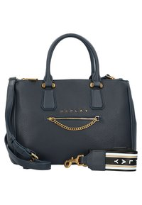 Replay - Handbag - dark blue stone - 4