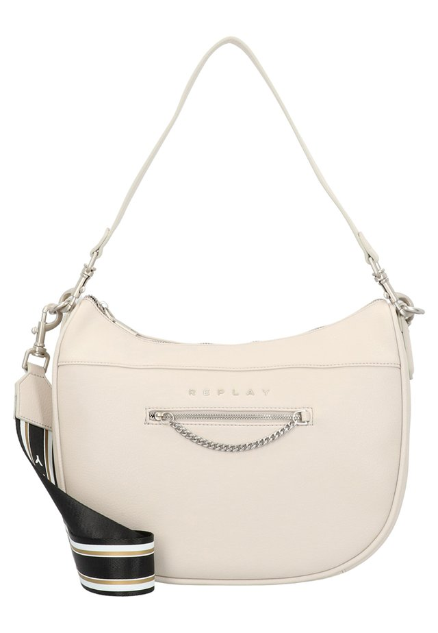 Borsa a mano - light grey
